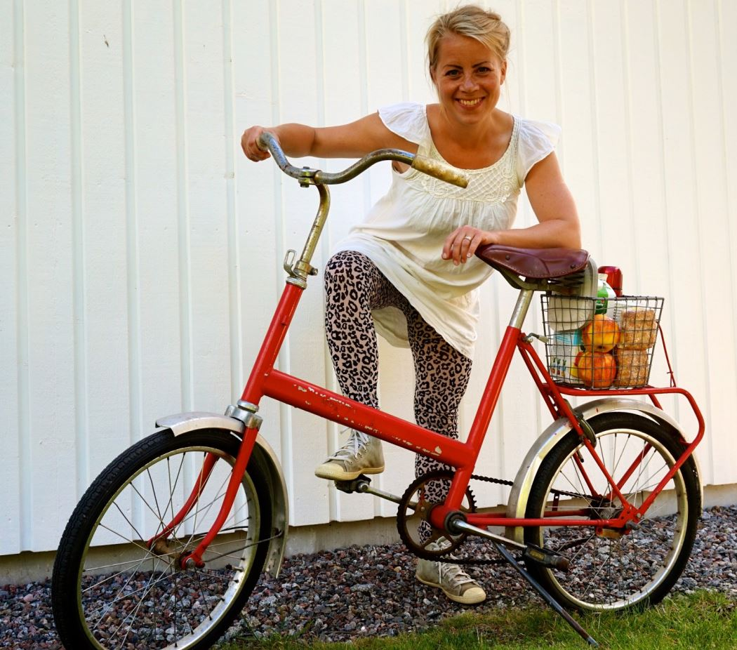 Karin cykel