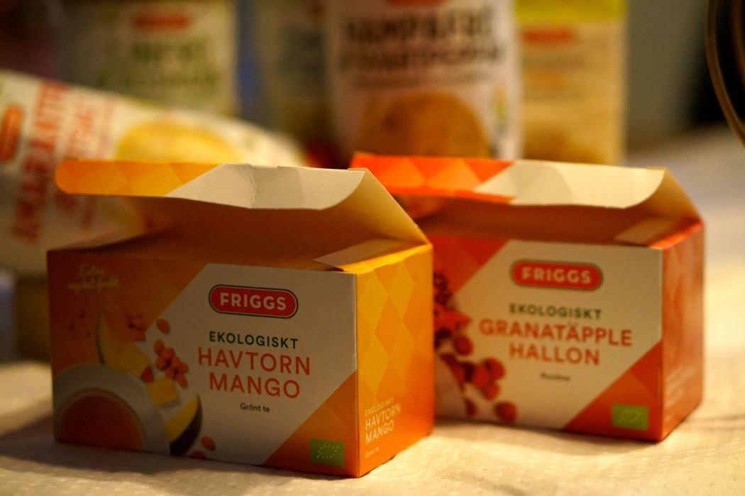 FRIGGS majskakor
