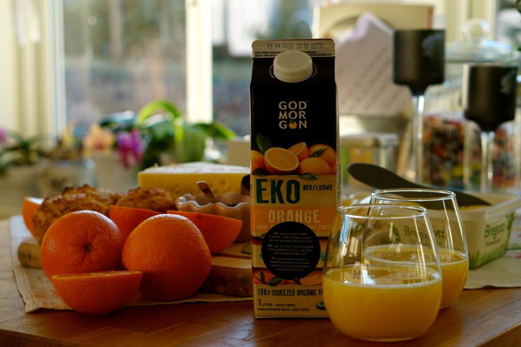 god morgon juice