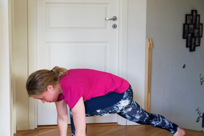 Rörlighetsövning hemmaträning