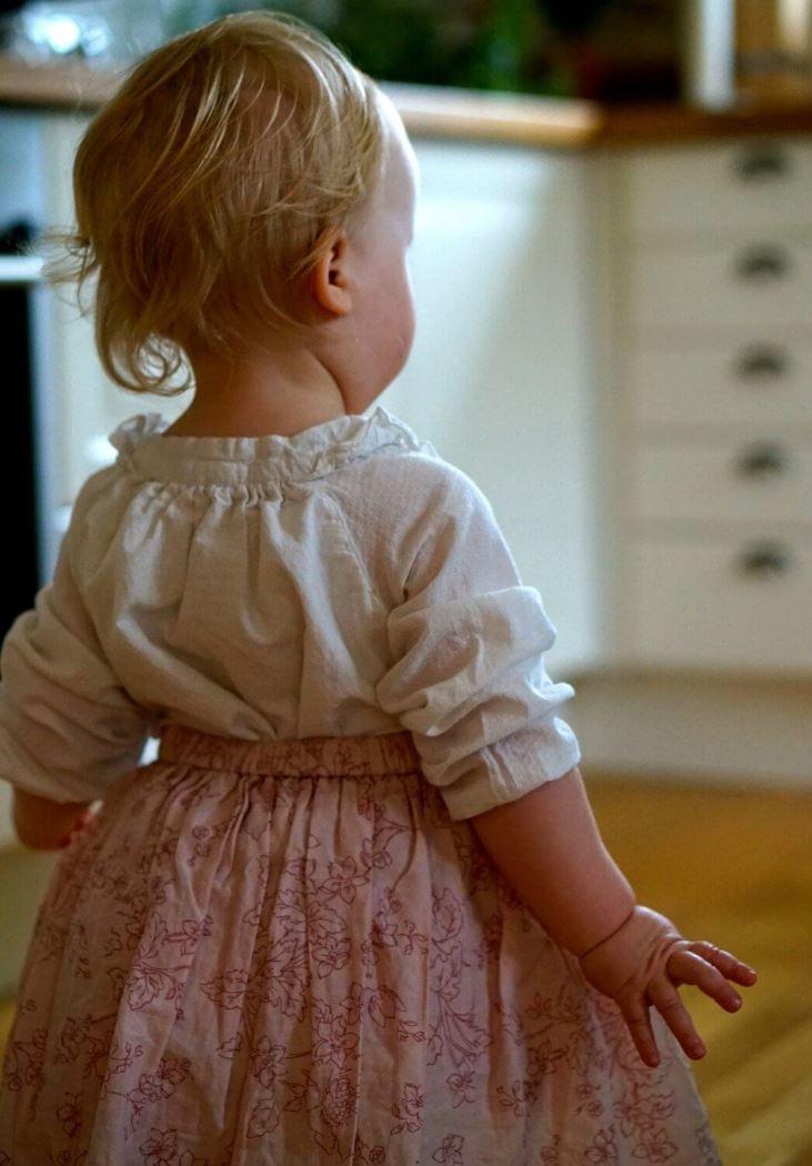 Min dotter