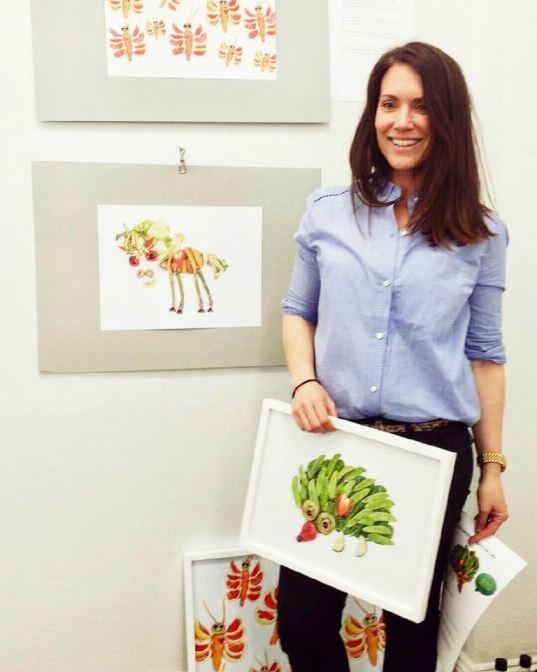Vegoland utställning för barn med Malin Nylén