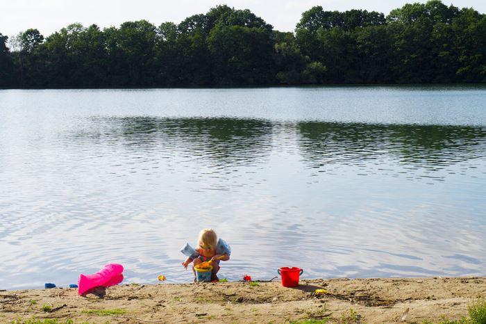 strand och bad i Tyskland