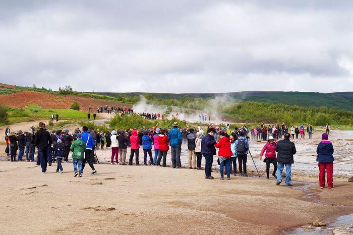 Geisrar på Island
