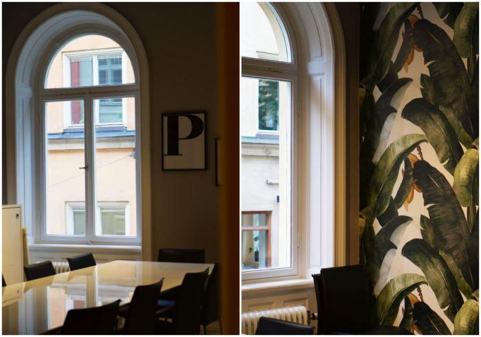 Pineberrys nya kontor på Kungsgatan 55