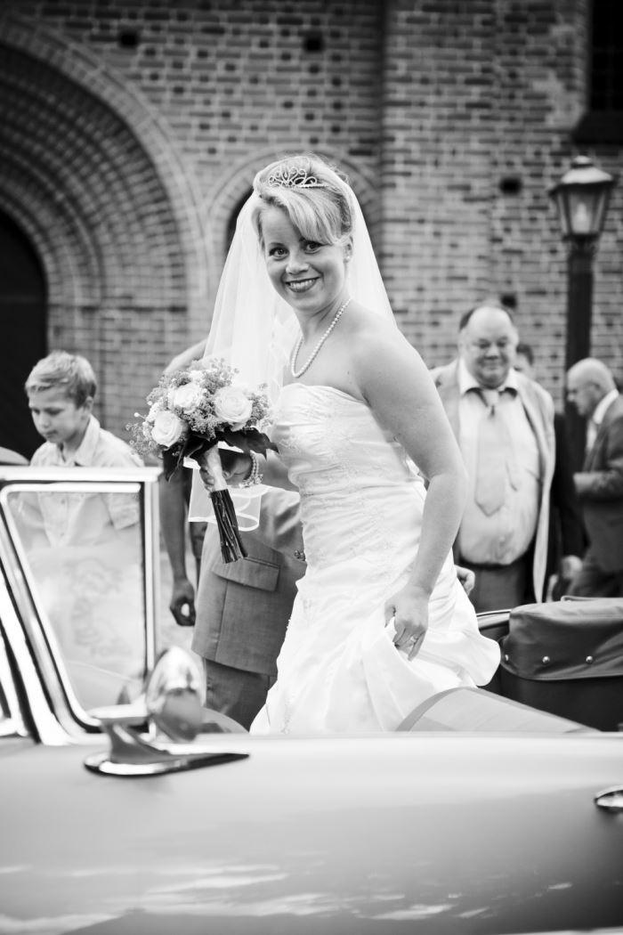 Karin Axelsson gifter sig - 2008