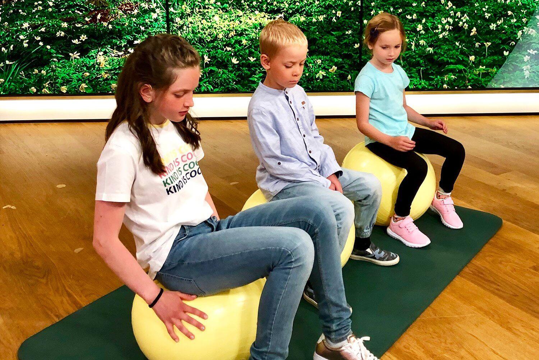 Tips för en aktiv sommar med Mårten Nylén och barnen på TV4 Nyhetsmorgon